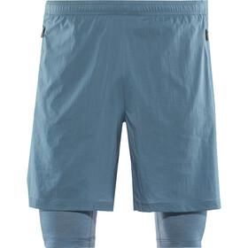 Icebreaker Impulse - Pantalones cortos running Hombre - azul